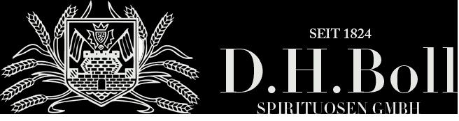 D.H.Boll Spirituosen GmbH-Logo